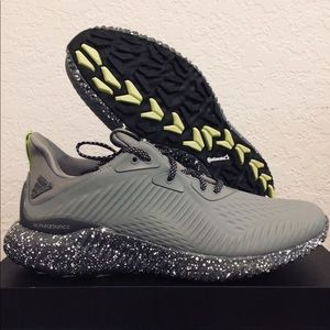 New Adidas Alphabounce All Terrain Grey Cement